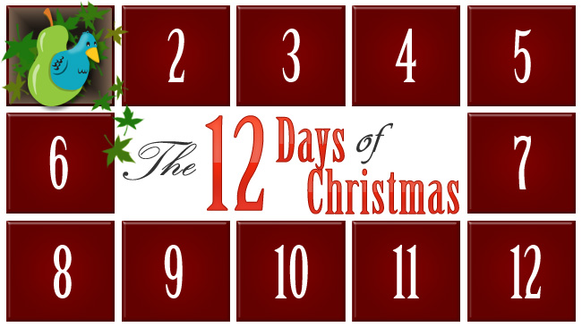 if - 12 Days Of Christmas Dates