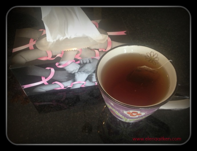 tea and tissue