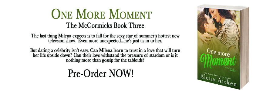 one more moment banner preorder