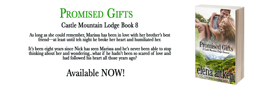 promised gifts banner available