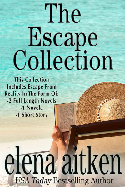 The Escape Collection is back on all platforms for purchase