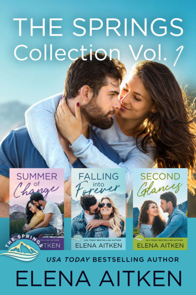 The Springs Collection Vol. 1: Only $.99!! And only for a limited time!