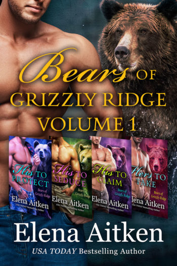 Bears of Grizzly Ridge Volume 1
