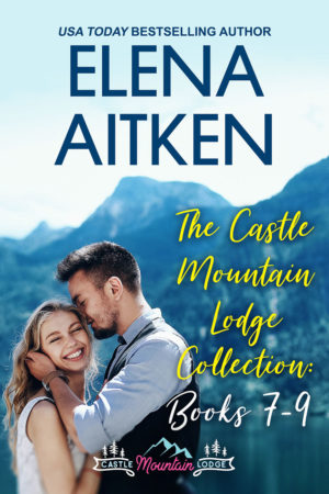The Castle Mountain Lodge Collection: Books 7-9