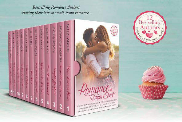 Don't miss the Romance on Main Street FREE box set!!