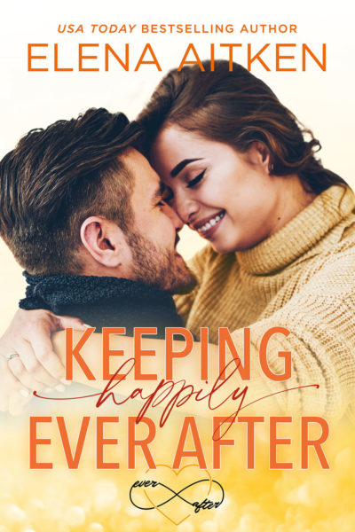 Available for Pre-Order: Keeping Happily Ever After