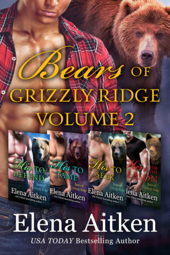Bears of Grizzly Ridge: Volume Two