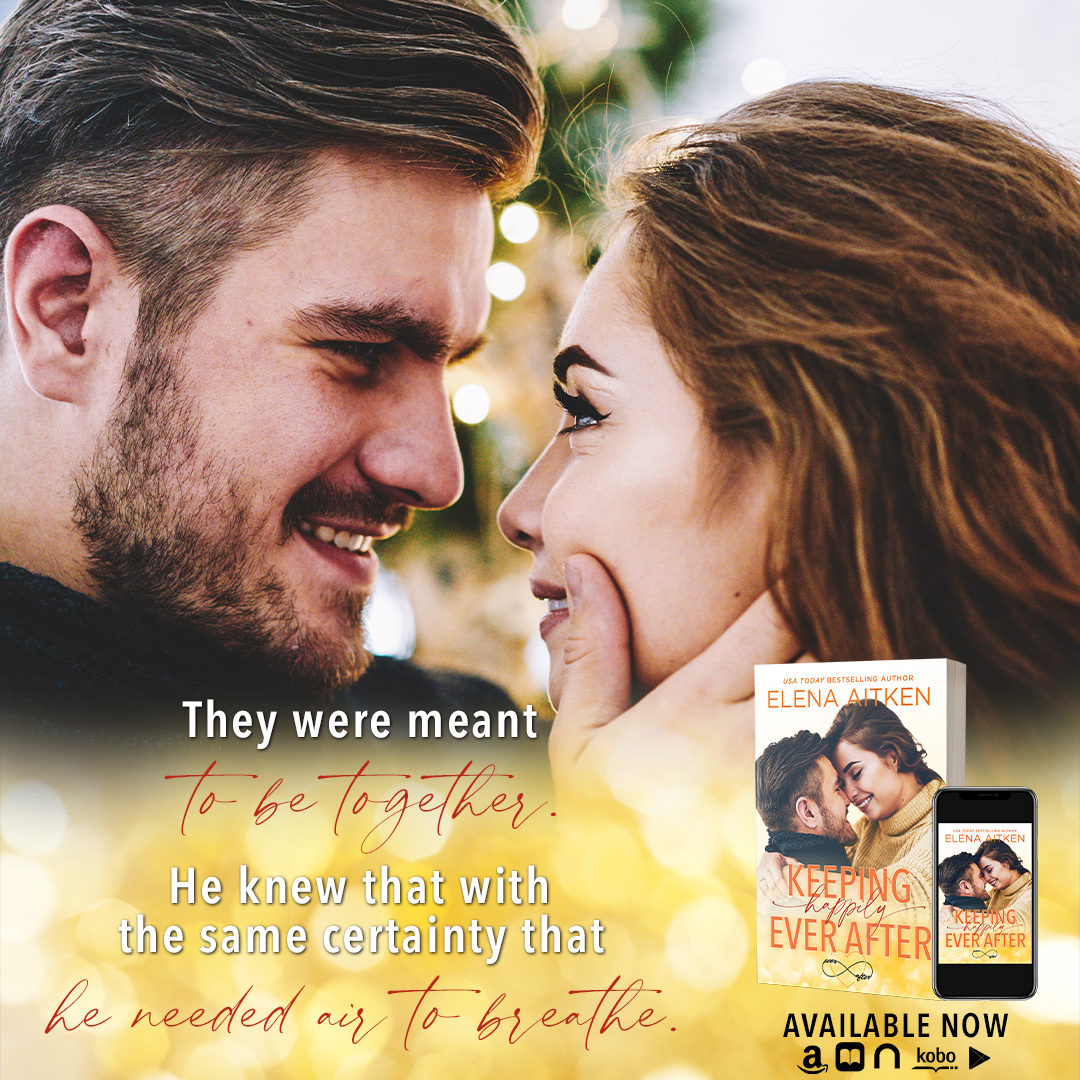Keeping Happily Ever After Teaser