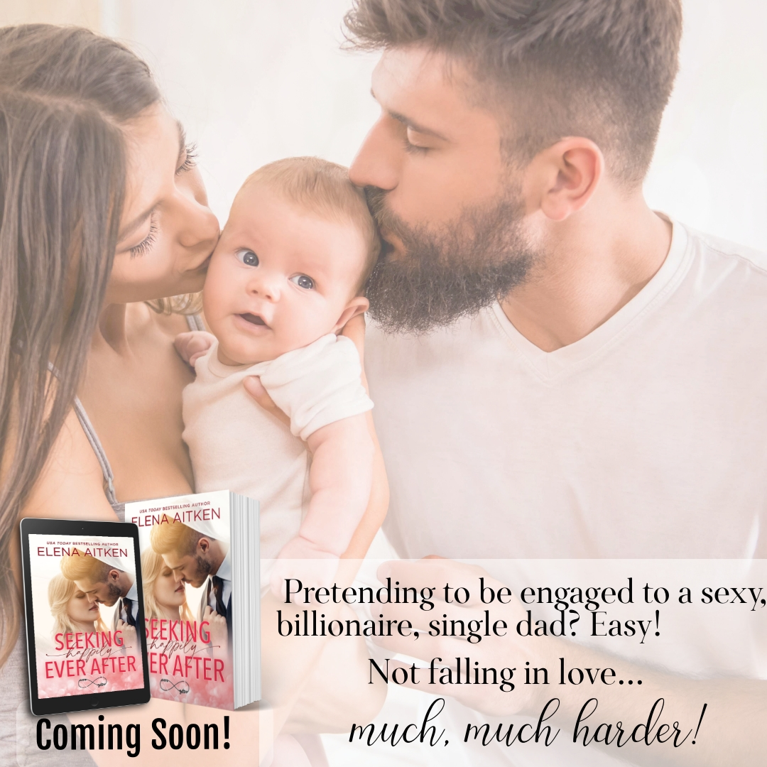 Coming July 26: SEEKING HAPPILY EVER AFTER