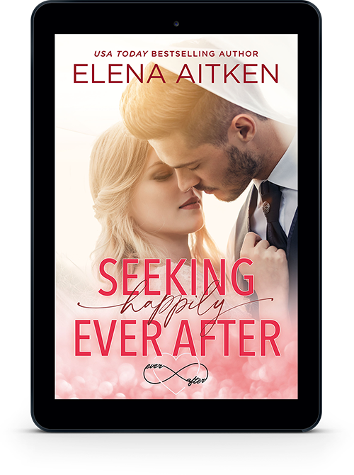 Seeking Happily Ever After is LIVE!